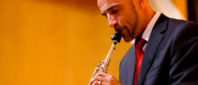 Concert: Serge Le Goueff - Sax Life: CANCELLED