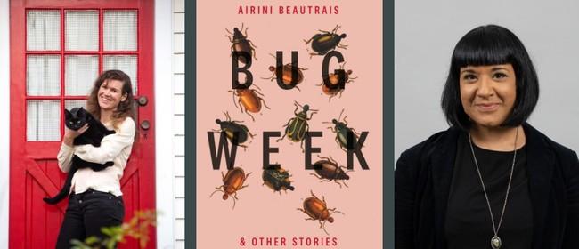 Author Talk: Airini Beautrais in Conversation w/ Kiran Dass