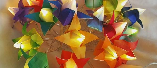 Origami Fairy Lights