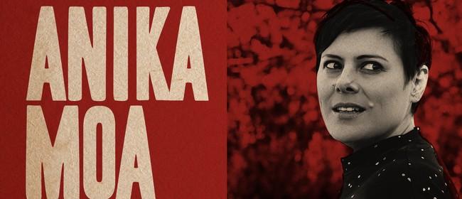 Māoriland Presents Anika Moa: POSTPONED