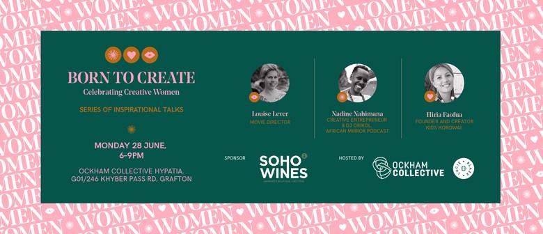 Born to Create - Celebrating Creative Women #2