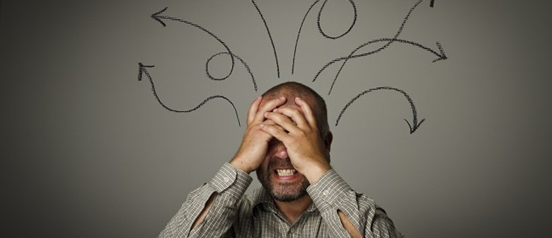 Stress Elimination in 3 Easy Steps: POSTPONED