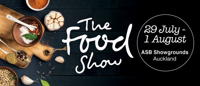 The Auckland Food Show 2021