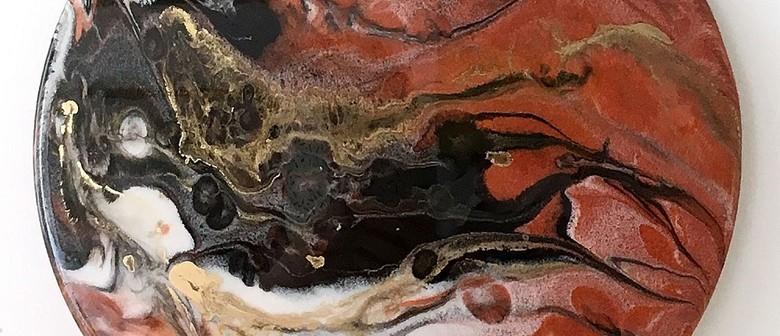 Resin Art: POSTPONED