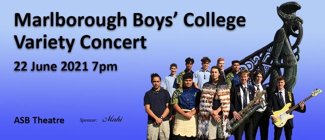 Marlborough Boys' College Variety Concert