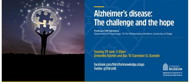 Alzheimer's Disease: The Challenge and The Hope