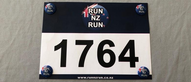 Run Stewart Island - 164km