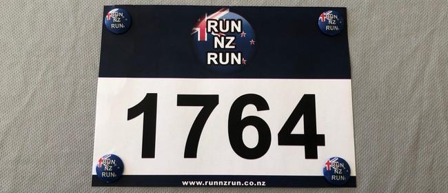 Run The South - 920km