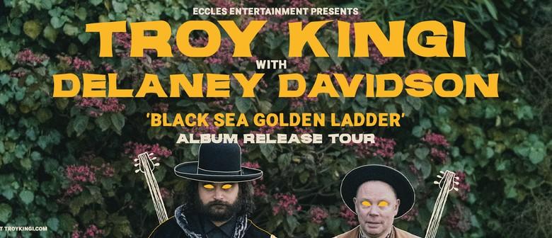 Troy Kingi with Delaney Davidson - 'Black Sea Golden Ladder'