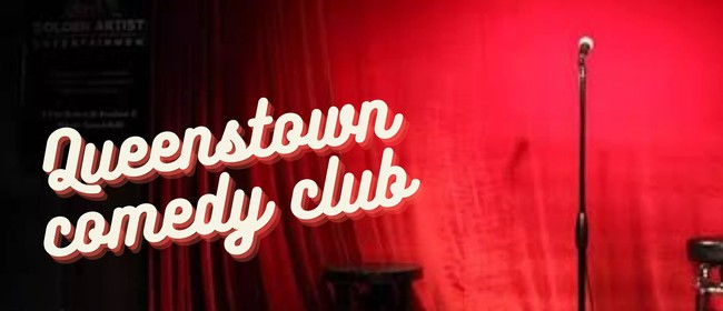 Queenstown Comedy Club @Searchlight Brewery