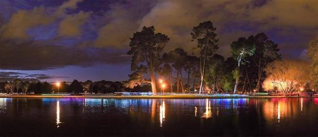 Christchurch Winter Solstice Matariki Night Light Bike Ride