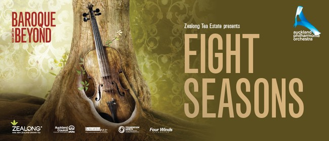 Zealong Tea Estate presents Eight Seasons