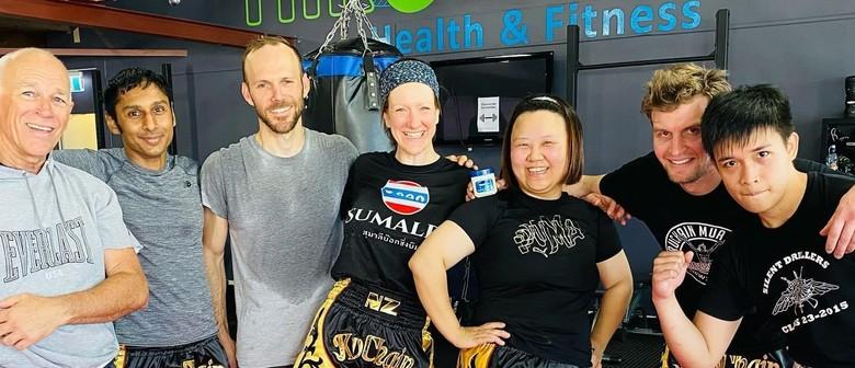 Thai Kickboxing Class