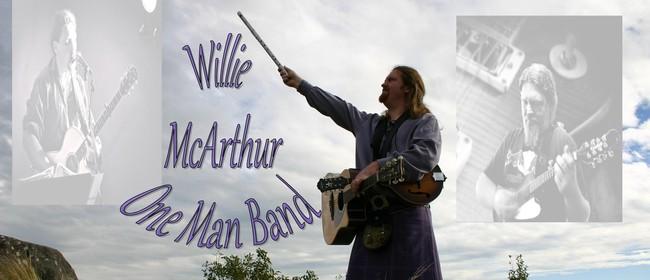 Willie McArthur One Man Band