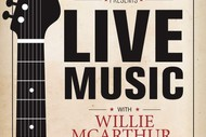 Image for event: Willie McArthur