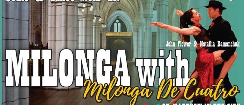 "Milonga with ""Milonga De Cuatro"""