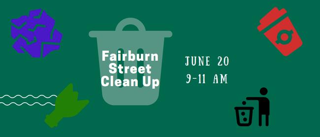 Fairburn Street Clean Up