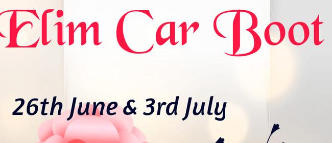 Elim Car Boot Sale