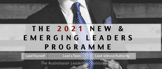 The 2021 New & Emerging Leaders Programme