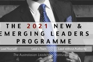 Image for event: The 2021 New & Emerging Leaders Programme