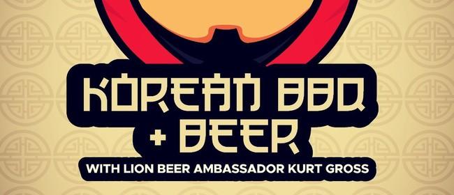 Korean BBQ & Beer
