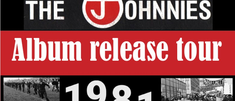 The Johnnies & Bernicia album releases with Your Face & MSG