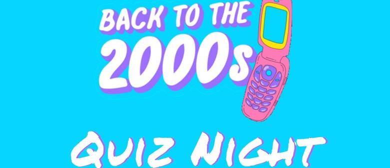 Back to the 2000s Quiz Night - Starters Bar Re-Ori Week