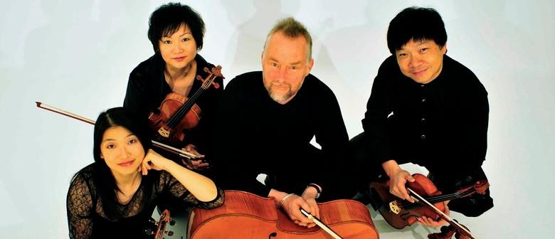 Christopher's Classics: Aroha String Quartet