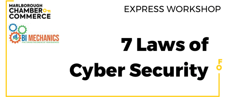 Cyber Security: Express Workshop