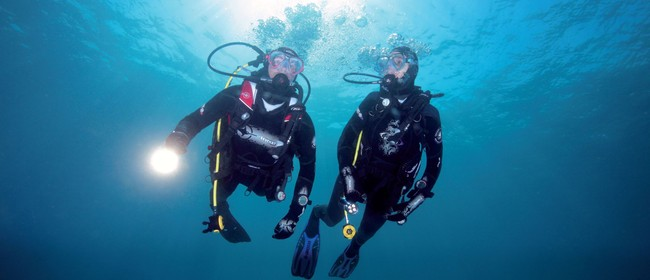 Open Water SCUBA Course
