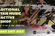 Traditional Pakistan Music – Interactive Workshop