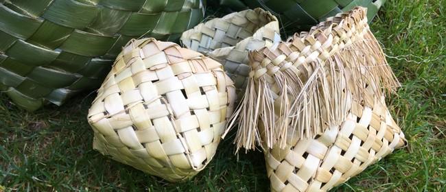 Raranga Akomanga - Kākano: Beginners Weaving Class