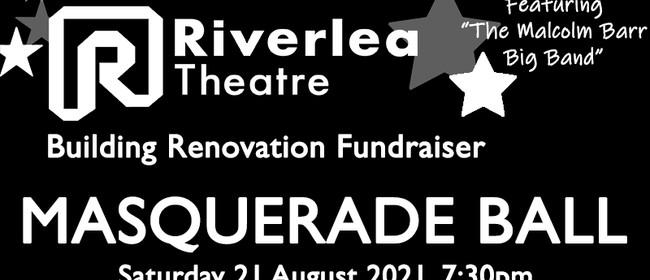 Riverlea Theatre Masquerade Ball 2021