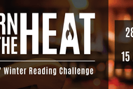 Turn Up the Heat Adult Reading Challenge