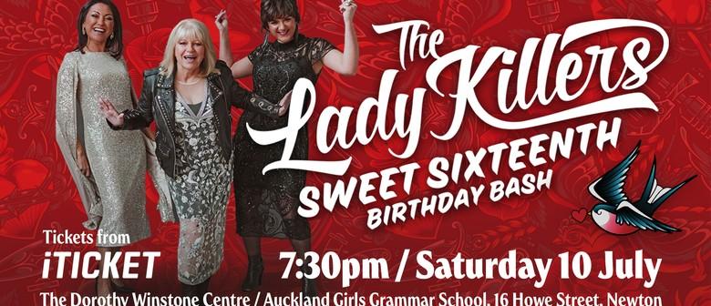 The Lady Killers Birthday Bash