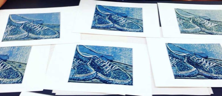 Introduction to Linocut Printmaking - Evening Classes