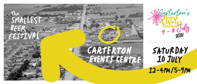 Smallest Beer Festival - Carterton