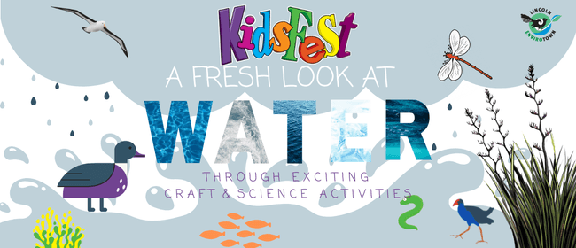 KidsFest - A Fresh Look At Water
