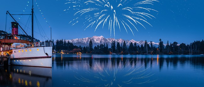 Welcome to Winter: Fireworks Cruise