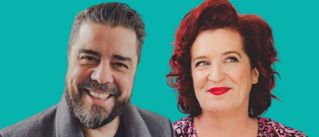 Ben Hurley & Justine Smith Comedy Night Methven
