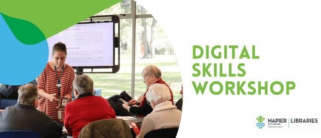 Digital Skills Workshop: Smartphones