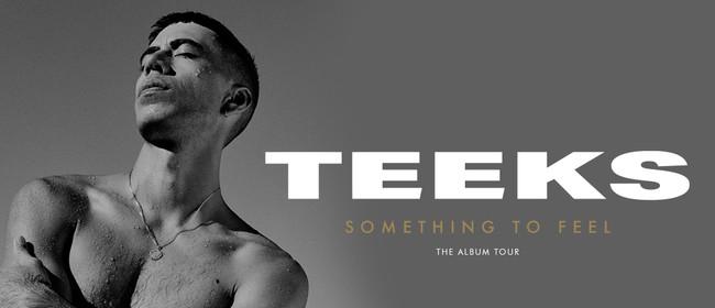 TEEKS - Something To Feel - Album Tour