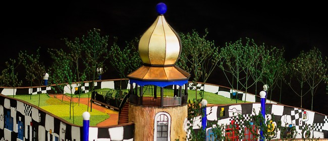 Hundertwasser Art Centre's Cupola Installation