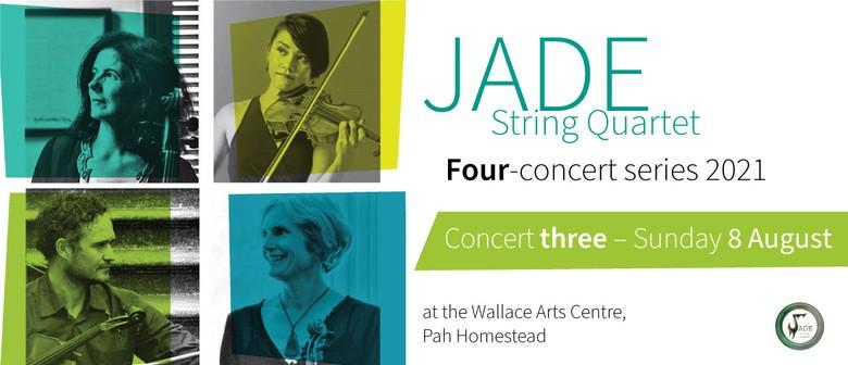 Jade String Quartet Four-Concert Series – Concert Three