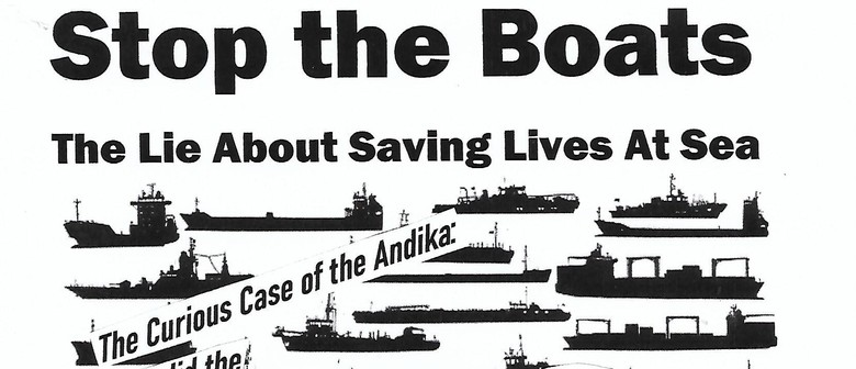 Film Screening: The Lie About Saving Lives At Sea
