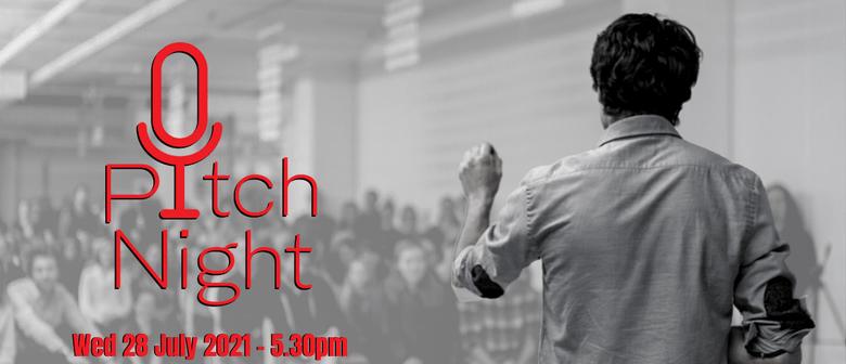 2021 Rotorua Pitch Night