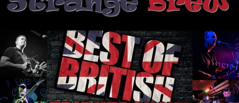 Strange Brew - Best of British Tribute Show