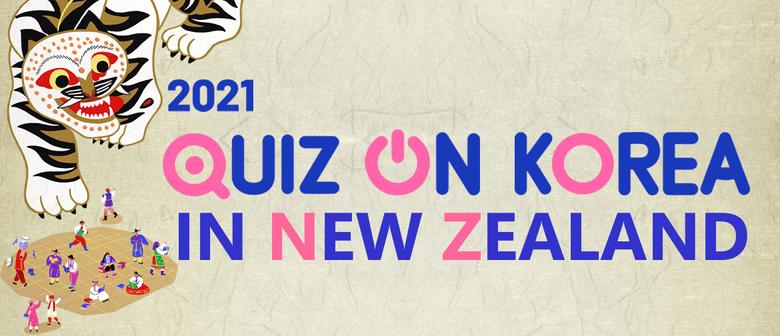 2021 Quiz On Korea