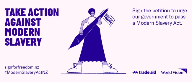 Parliament Action Against Modern Slavery