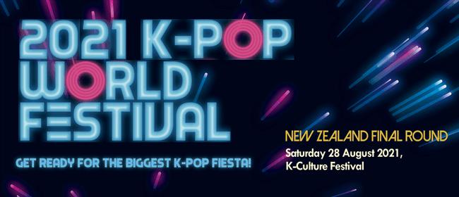 2021 NZ K-Pop Contest